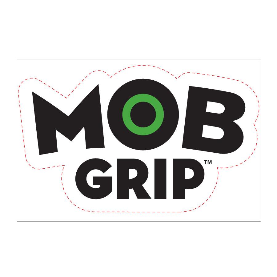 Mob Grip Sticker 18 in x 12 in Each