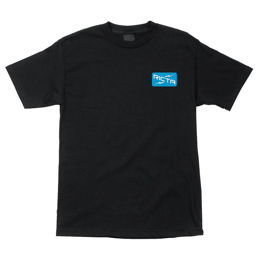 Ricta Logo Regular S/S Ricta Mens T-Shirt