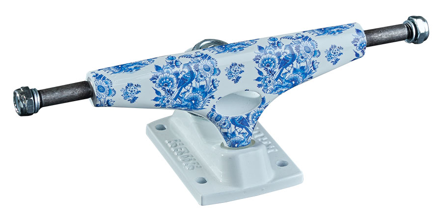 Hollow Finest China DLK   Standard Krux Skateboard Trucks