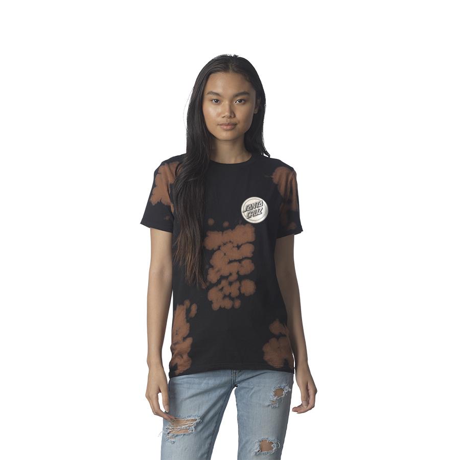 Reverse Dot Boyfriend S/S Santa Cruz Womens T-Shirt
