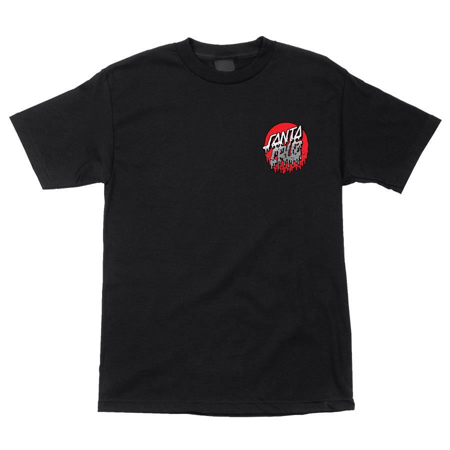 Rad Dot Regular S/S Santa Cruz Mens T-Shirt