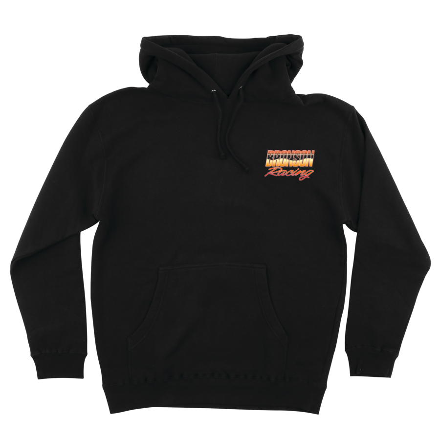 Ceramics Car Pullover Hoodie Bronson Speed Co. Mens Sweatshirt