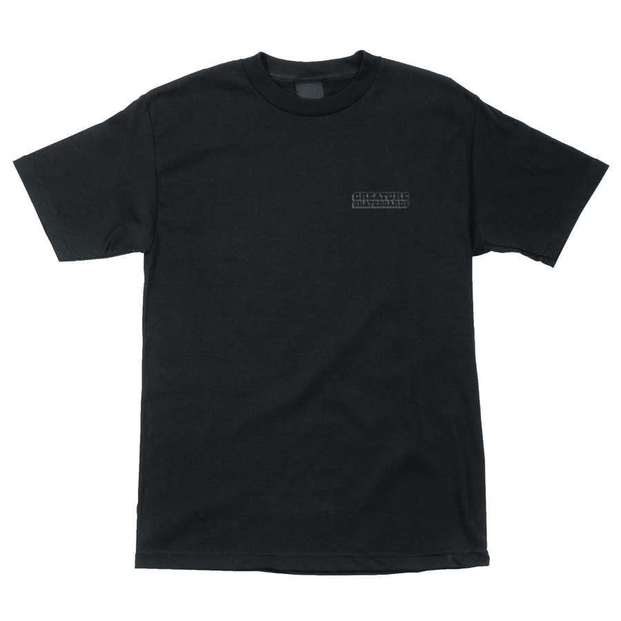 Keepin Em Rollin Regular S/S Creature Mens T-Shirt