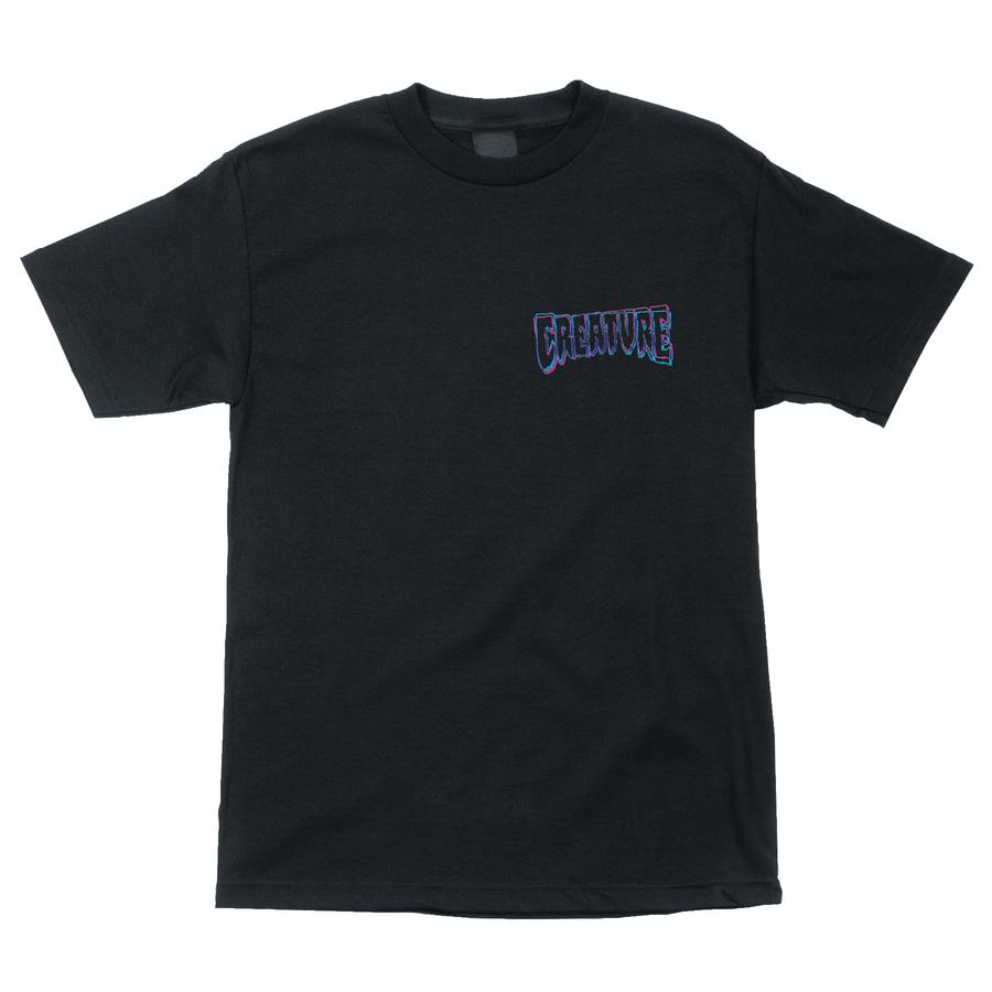 3D Logo Regular S/S Creature Mens T-Shirt