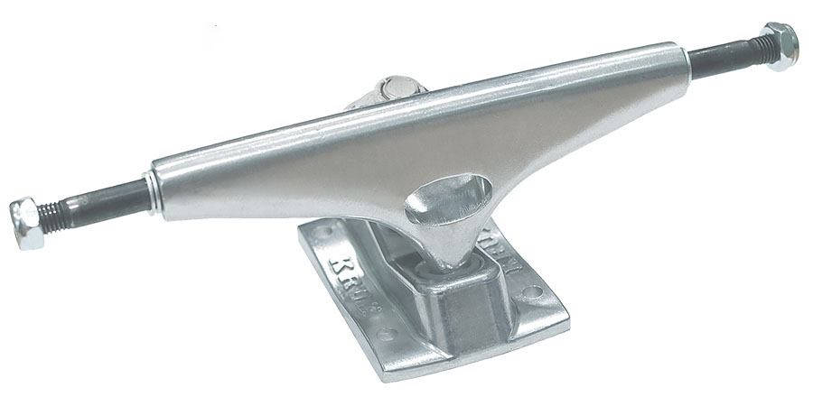 K5 Polished  Silver  Standard Krux Skateboard Trucks